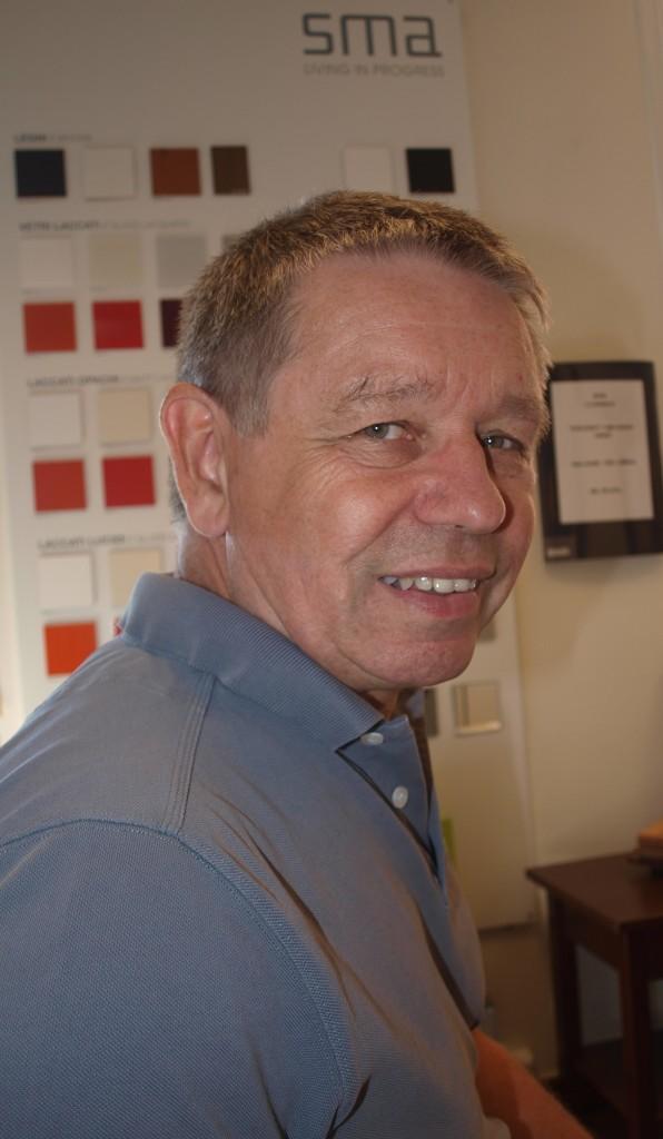 Rolf Lindholm (Foto: Odd Henrik Vanebo)