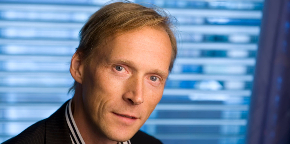 Seniorøkonom Kyrre Aamdal. (Foto: DNB)